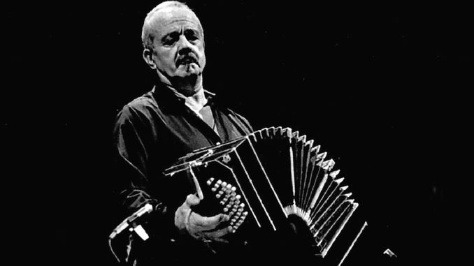 who is astor piazzolla with doodle on google