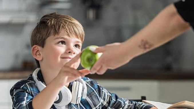Suggestions to prevent sedentary children from gaining weight