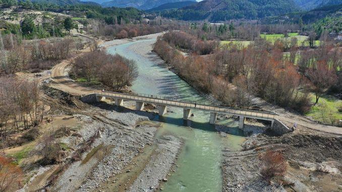 husni bridge is more secure now