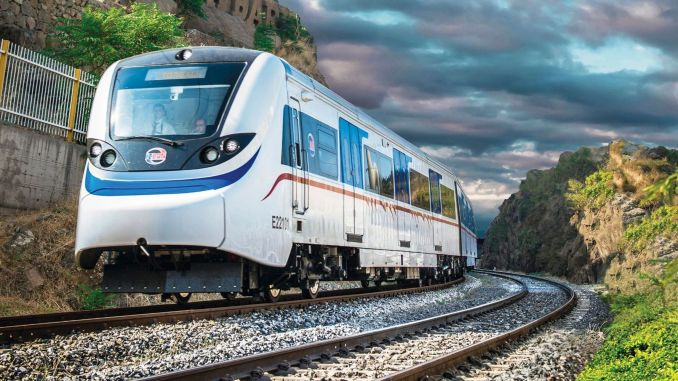 Establishment of additional electrification facility in Izmir suburban lines.