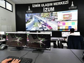 Normalization intensity in Izmir traffic