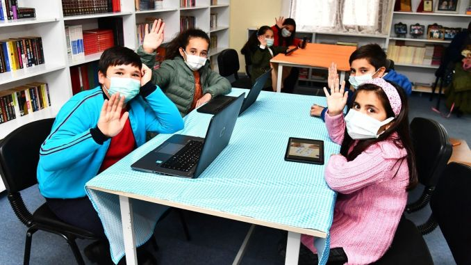 Bay in Izmir gets free internet
