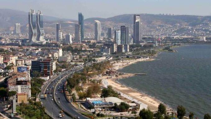 Housing sales in Izmir decreased by a percentage