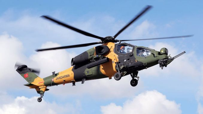 gendarmerie to supply more t-attack attack helicopters