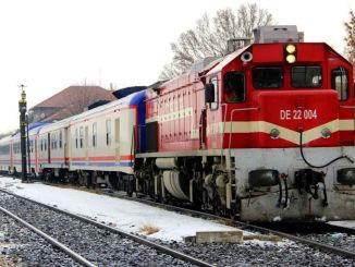 تبدأ خدمة قطار كارس أكياكا في مارس