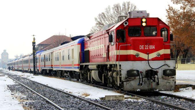kars akyaka train service starts in march