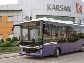 Karsan meets the world with autonomous attack electric technologies