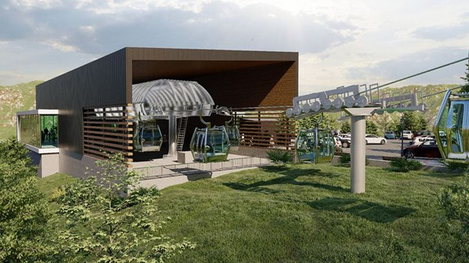 Authorization for kartepe cable car project