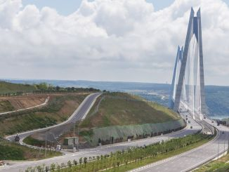 the northern marmara highway and bridge are in operation for the transfer of shares