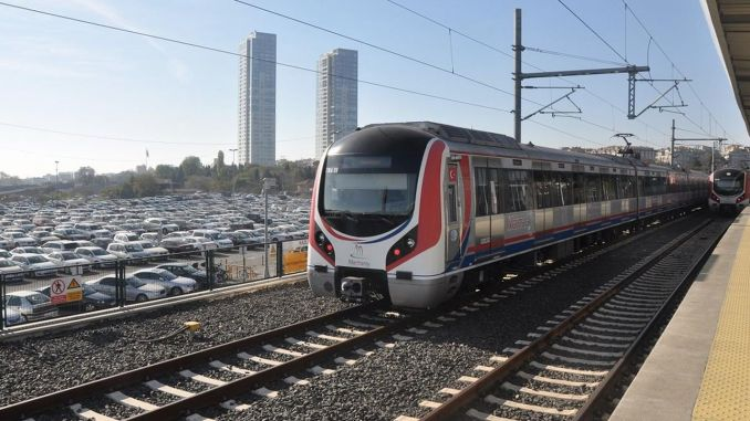 The maintenance and repair of the electrification systems of the marmaray line is the result of the tender