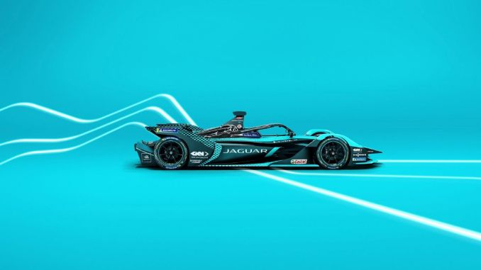 micro focus jaguar becomes official technical partner of racing