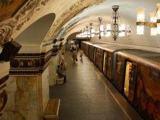 History and Map of Moscow Metro