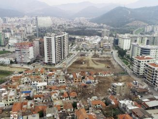 Examplekoy urban transformation area phase works are starting