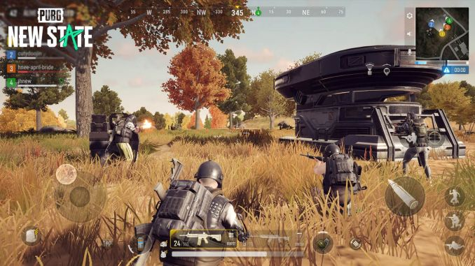 new mobile game from pubgnin makers pubg new state