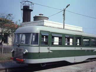 Mis on raudteebuss või raudteebuss