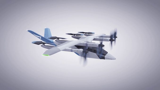 Rolls royce vertical aerospace getting ready to power the flying plane