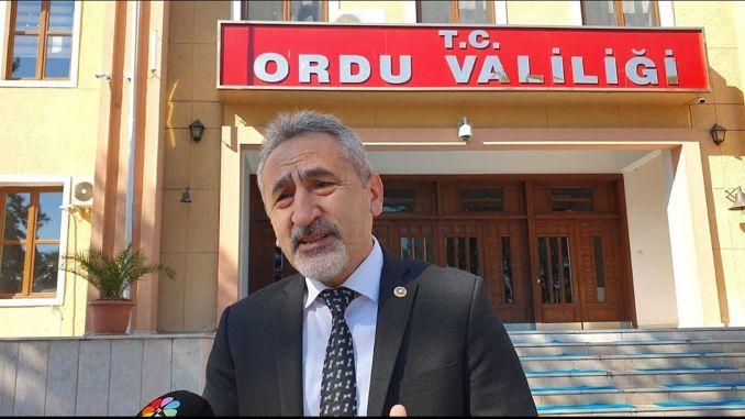 Samsun call for unity for the steep railway