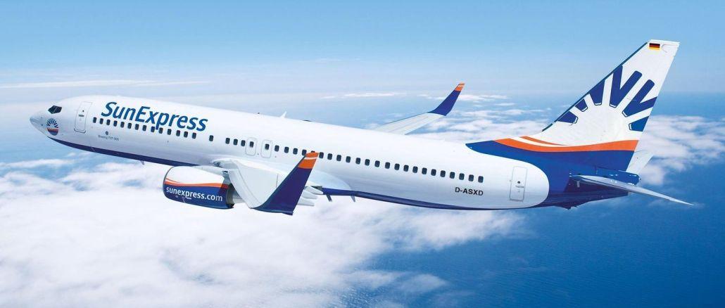 Flugreisen mit sunexpress sind jetzt flexibler