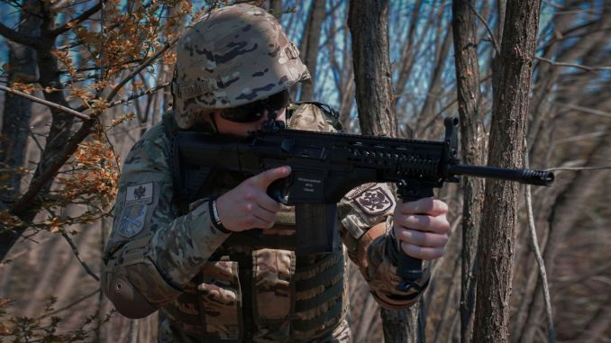Karadag turkey and mpTrim Assault Rifle donated to mpTrim