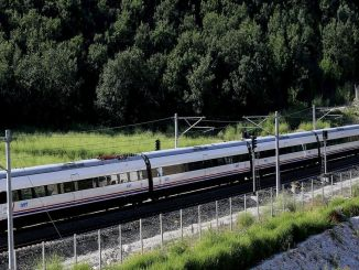 high-speed train services open at the weekend