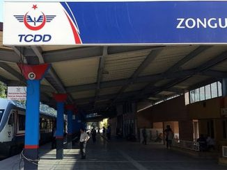 The natural gas conversion of the service houses in the zonguldak station field