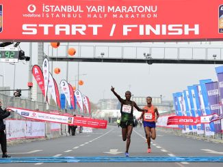 Istanbul half marathon will run on april sunday