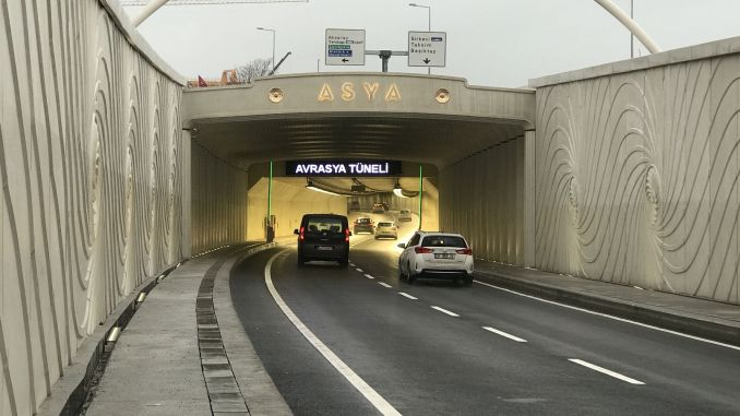 How much is the Eurasian tunnel crossing fee? Frequently asked questions about the Eurasian tunnel