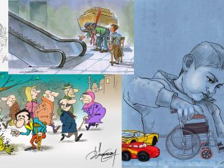 Engelsizmir National Cartoon Competition Finalists Announced