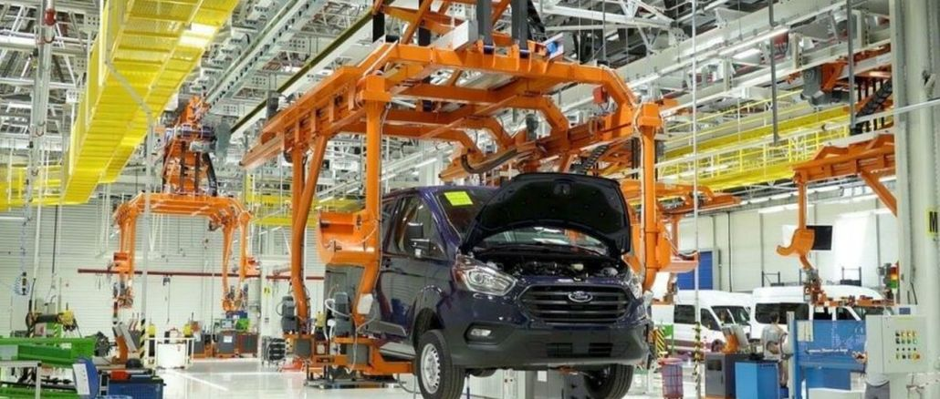 Ford Otosan to Pause Production at Golcuk Factory