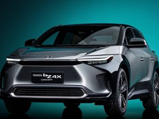 Toyota reflects the future with bZX Concept