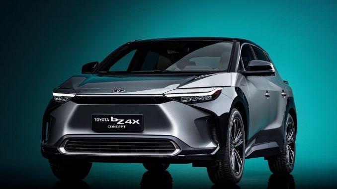 Toyota bZX Konsepti Ile Gelecegi Yansitti