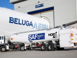 Airbus beluga further reduces the impact of its fleet on the environment