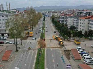 Altinordu traffic will be relieved with this intersection