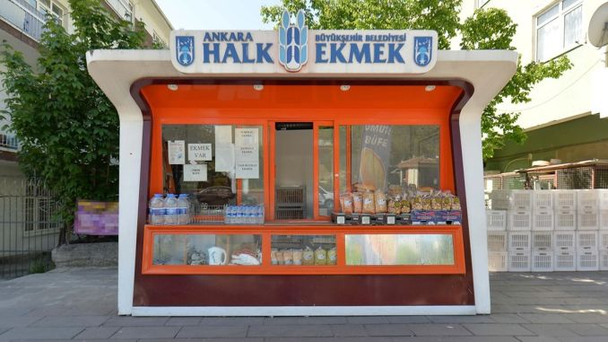 The number of bread buffets in ankara will increase