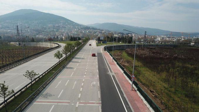 bursa buyuksehir continues transportation services