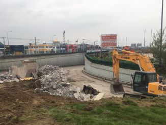 strip expansion works are in progress in the bursa