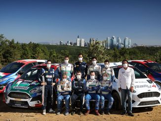 Castrol-Ford rally team ready turkey basement Price