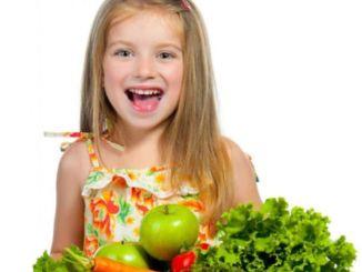 Consejos nutricionales para niños contra el virus covid