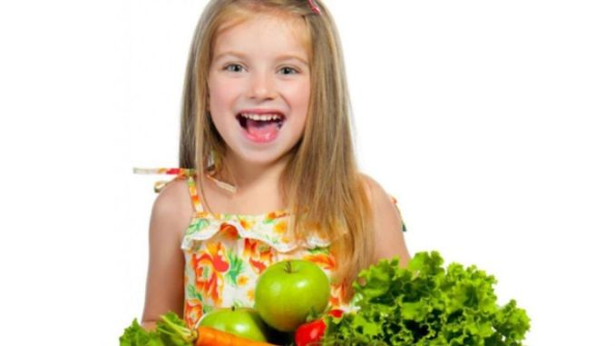 Nutritional advice for children against covid virus