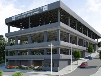 dilovasi multi-storey car park and closed market place tender in april