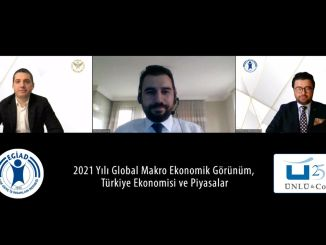 He summed up the pandemic EGIAD economy in the world and in Turkey