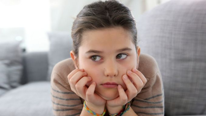 Communication with children with early puberty problems