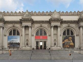 where is the metropolitan museum of art with googlea doodle in which country