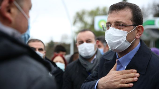 imamoglu against those who try to destroy rural, we do not want concrete channel