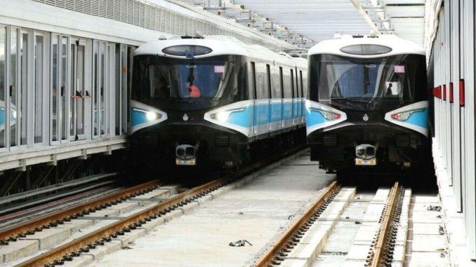 Mecidiyekoy Mahmutbey metro line explanation from imamogl