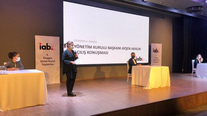the interactive advertising association's usual general assembly was held