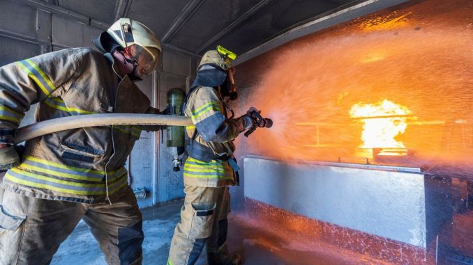 Izmir Buyuksehir Municipality Presidency will make fire brigade recruitment