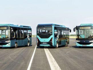 カルサンがルーマニアのマンガリア市の電気バス入札に勝つ