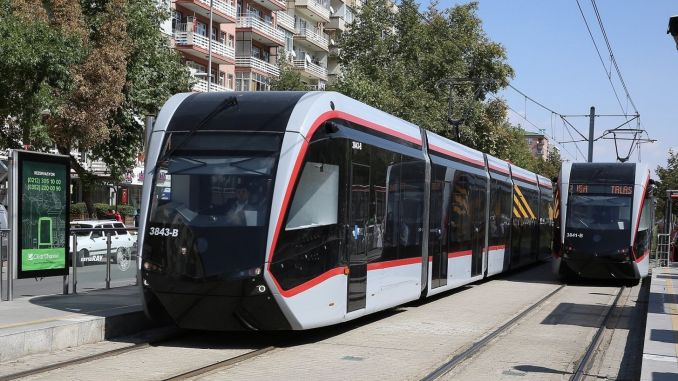 kayseri rail system guzergahi armin entrust to electric