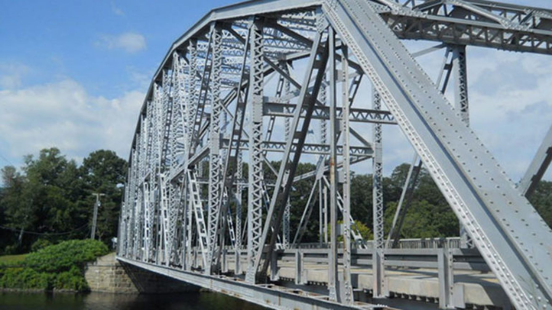 steel construction in bridges
